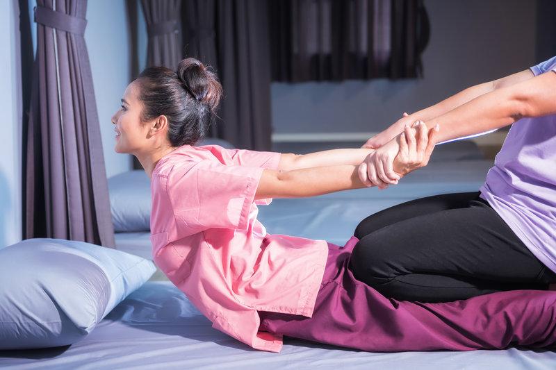 Ablauf Thai-Massage