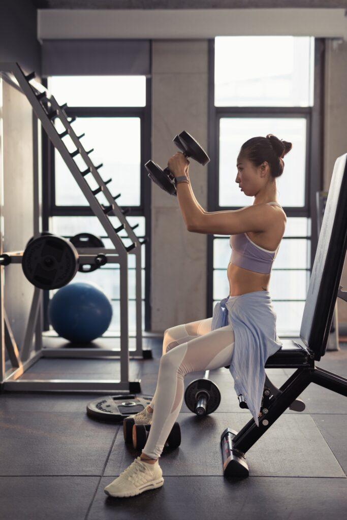 Massage nach Sport hilft bei der Muskelregerierung