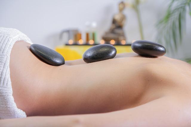Vorteile der Hot Stone Massage